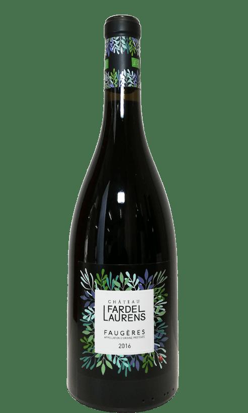 Château Fardel Laurens Faugères rouge