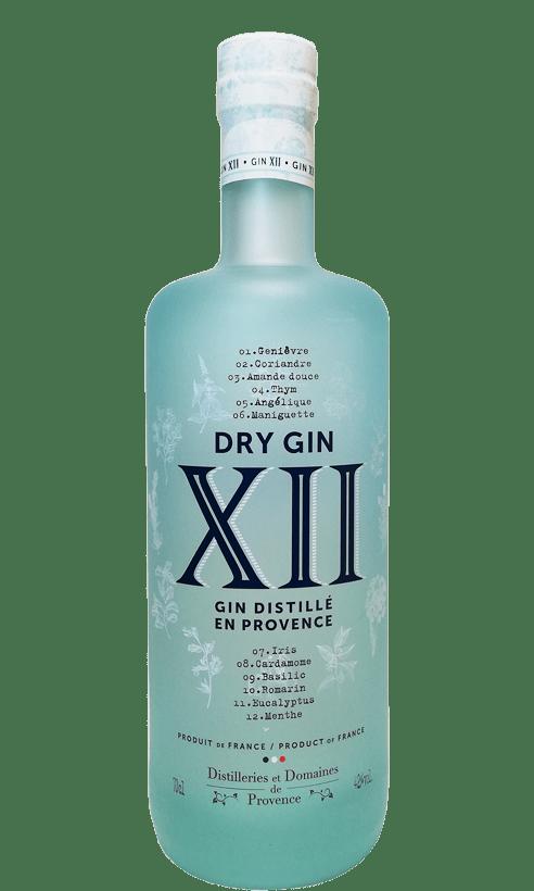 Gin XII – Distillerie de Provence