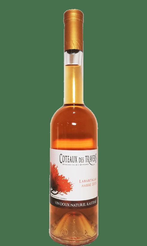 Domaine Coteaux des Travers Vin Doux Naturel Ambré