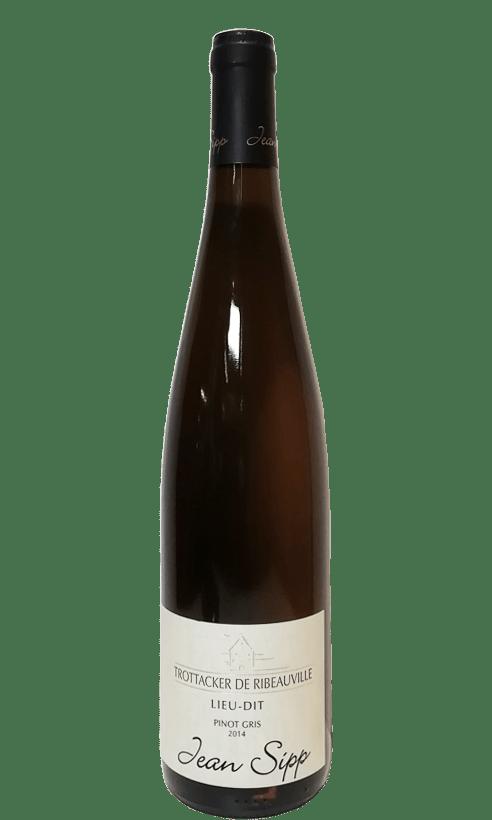Domaine Jean Sipp Pinot gris Lieu-Dit Trottacker