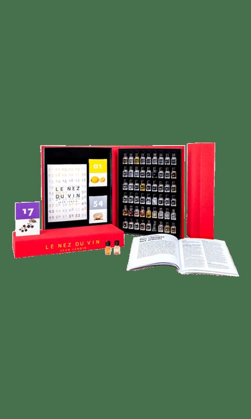 Le Nez du Vin – J. Lenoir – 54 arômes