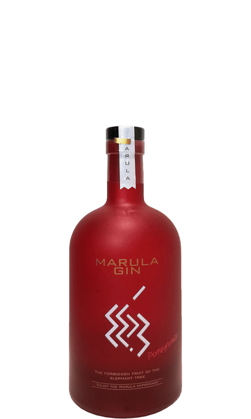 Marula Gin Pomegranate